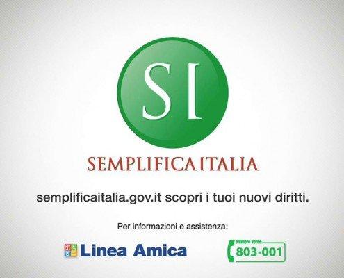 Semplifica Italia - promo