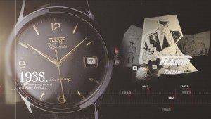 Tissot - 160 Years