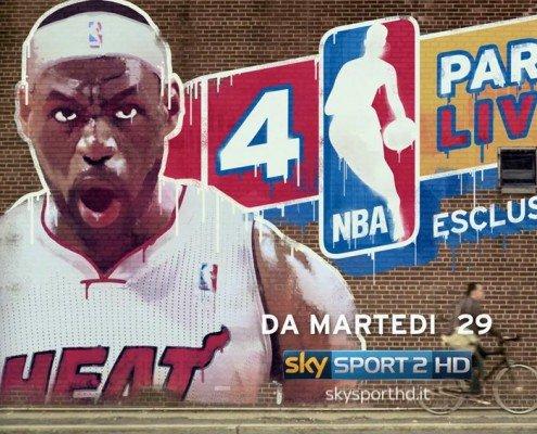 SKY - NBA Promo