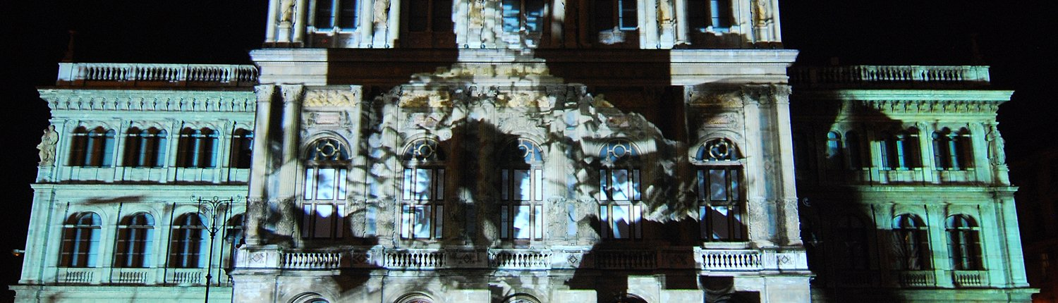 Gabriele Ricci - 3D Projection Mapping