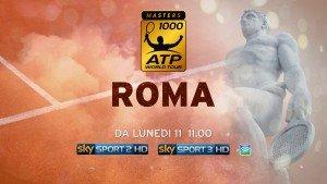 SKY Italia - ATP Master 1000 Roma | promo TV