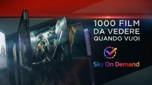 SKY Italy - Cinema Summer Showcase