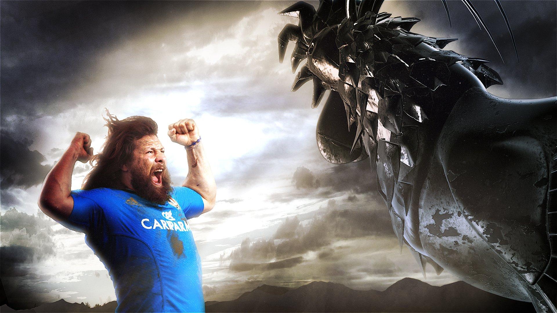sviluppo look compositing animazione SKY Italia - Rugby World Cup | promo TV