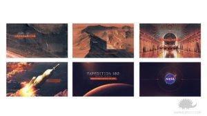 sequenza di styleframes che permettono una visione completa del promo