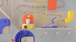 3d motion dynamics animation