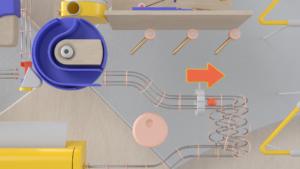 3d dynamics animation