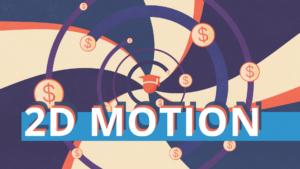 realizzare animazioni in 2d motion aumenta l'impatto del messaggio