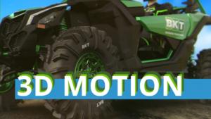 realizzare animazioni in 3d motion aumenta l'impatto del messaggio