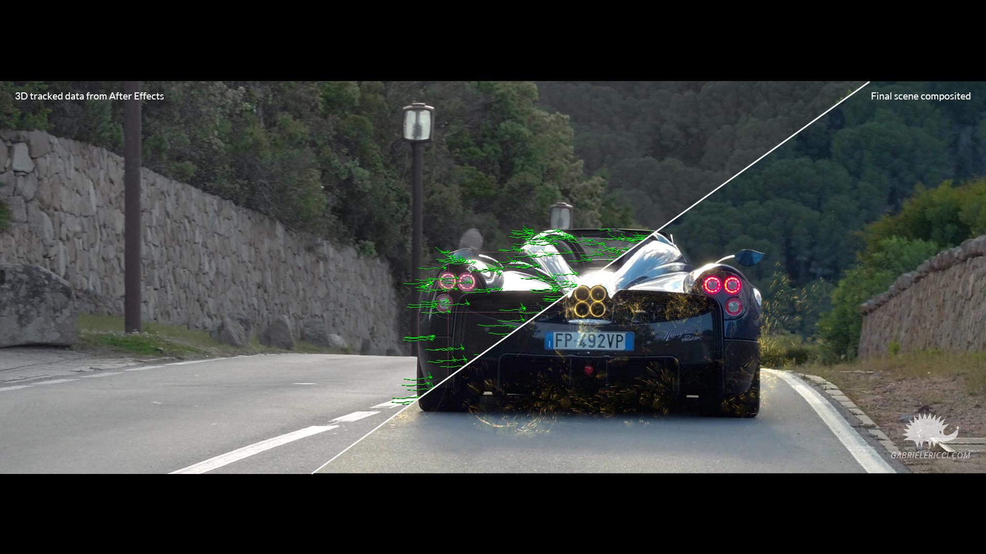 i visual effects sono fondamentali per dirigere meglio un'animazione.